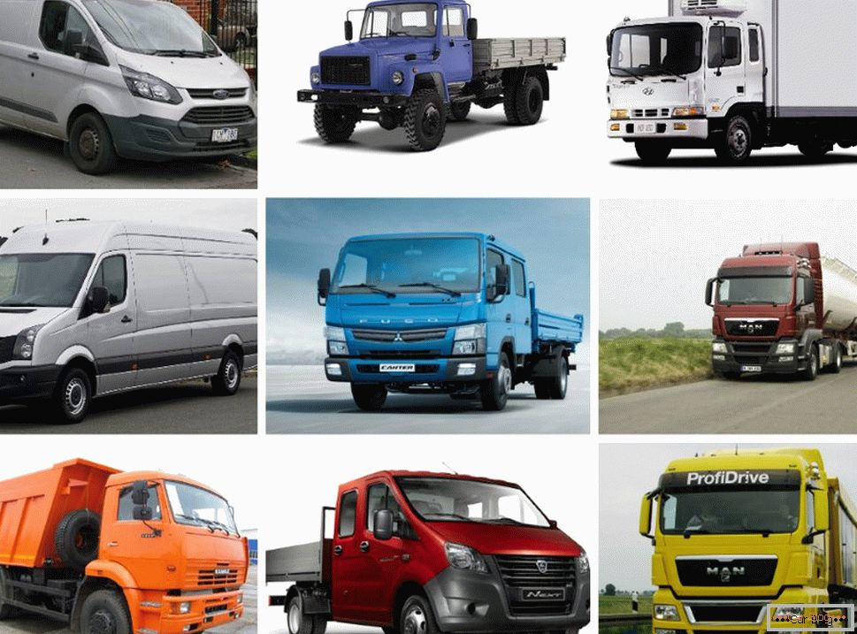camions pour gagner