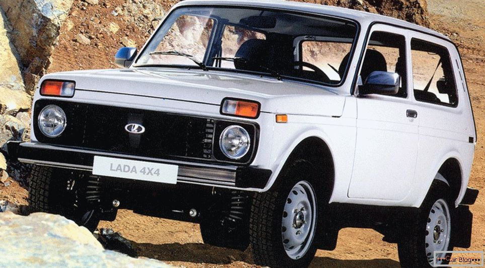 La modernisation du Lada 4x4 se poursuit