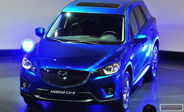 Restyling Mazda cx 5 photos